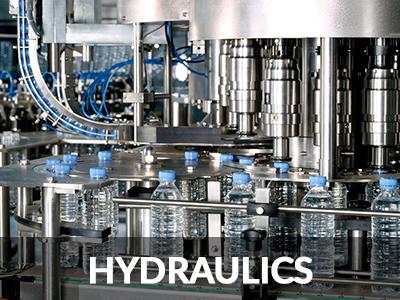 hydraulics - food packaging equipment